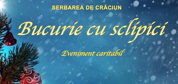"""""""Bucurie cu sclipici"""" – Eveniment Caritabil"""
