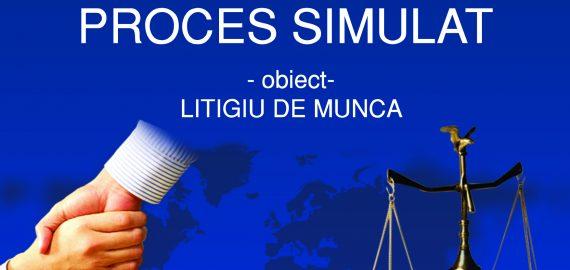 Proces simulat – LITIGIU DE MUNCA