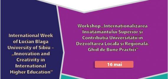Cea de-a patra ediție a evenimentului SIBIU – CAPITALĂ UNIVERSITARĂ. CULTURI ÎN TRANZIȚIE