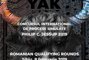 Competiție Internaţională Studenţească de Drept Internaţional