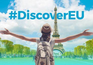 Informare privind o nouă rundă de înscrieri în cadrul acţiunii DiscoverEU, în 7 noiembrie – 28 noiembrie 2019