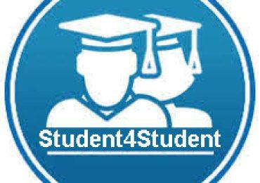 Invitație la voluntariat – Student4Student