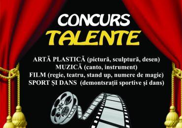 Concurs de talente pentru bobocii FD !