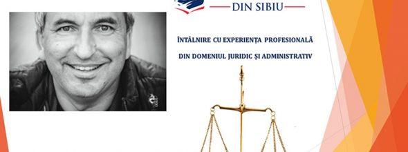 Întâlnire cu experiența profesională din domeniul juridic și administrativ 2