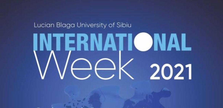 International Week – Lucian Blaga University of Sibiu