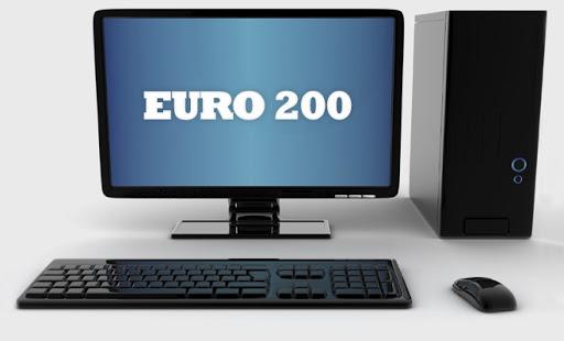 Program EURO200 pentru anul 2021